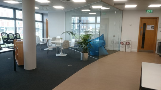 Our Space Social Innovation Hub 01
